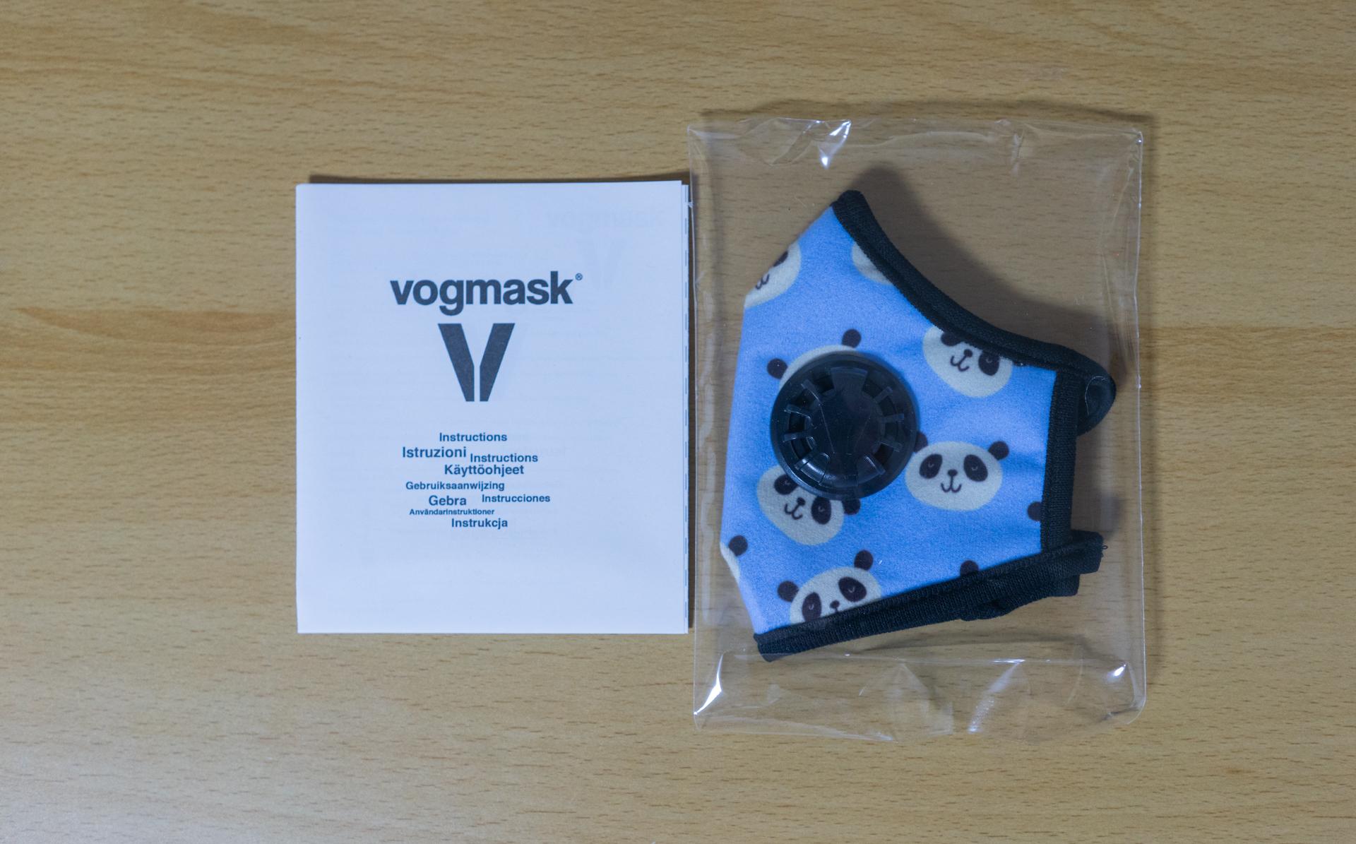 Vogmask Unboxing